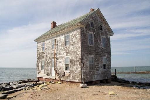 The Last House on Holland Island Amusing Planet