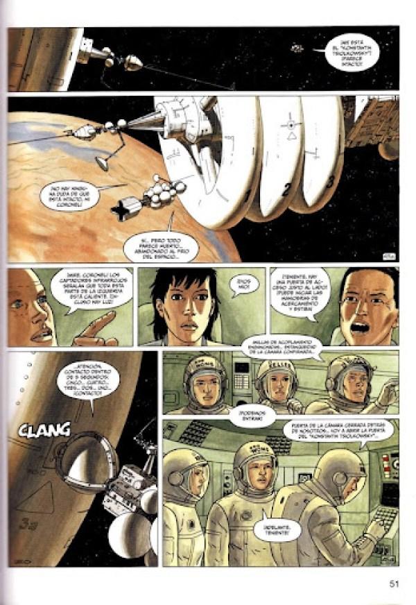 Leo - Los Mundos de Aldebarán Integral  - FR #2 - página 51