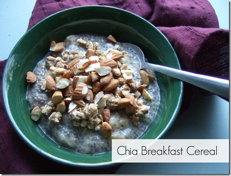Chia Breakfast Cereal