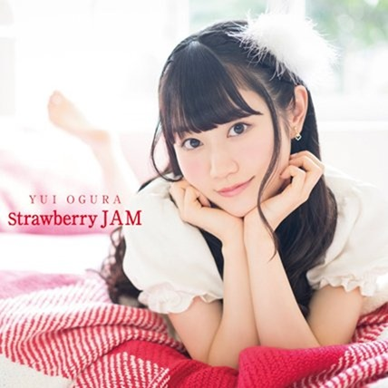 Ogura_Yui_-_Strawberry_JAM_CD