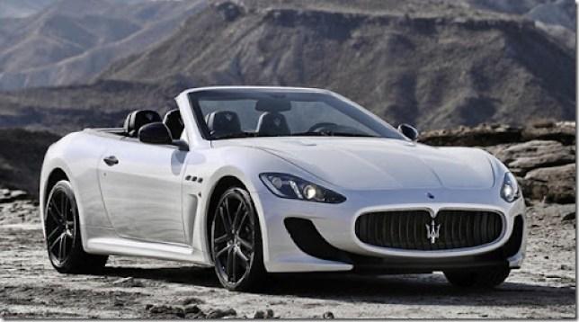 Maserati GranCabrio MC (1)