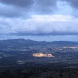 Perimetral de La Foia por sus sierras (14-Abril-2012)