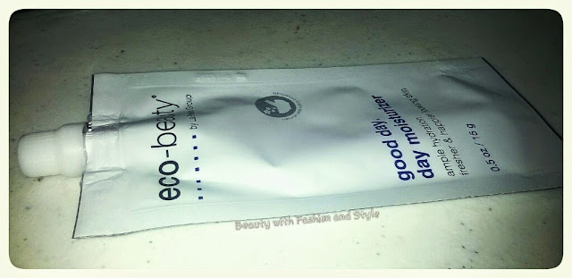 Be Good. Good Day. Day Moisturizer Sample (Eco-beauty by La Fresh Group)