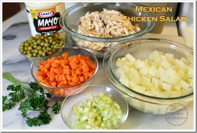 Mexican Chicken Salad2