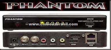 PHANTOM BIOS V 1.106- ATUALIZAÇÃO 26.07.2014