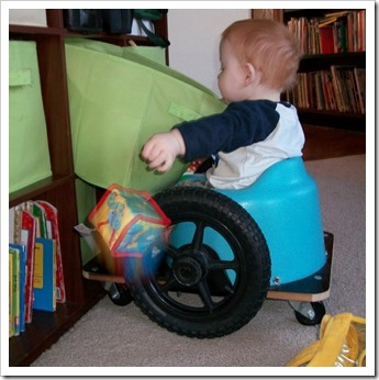 Mason S Spina Bifida Journal Chores Start Young At Our House