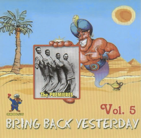Bring Back Yesterday Vol 5 Front