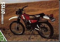 Yamaha DT125 80  1