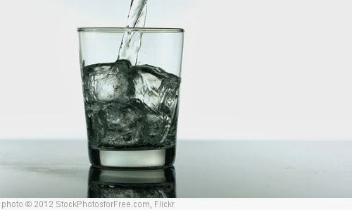 'Water Pouring Over Glass of Ice' photo (c) 2012, StockPhotosforFree.com - license: http://creativecommons.org/licenses/by/2.0/