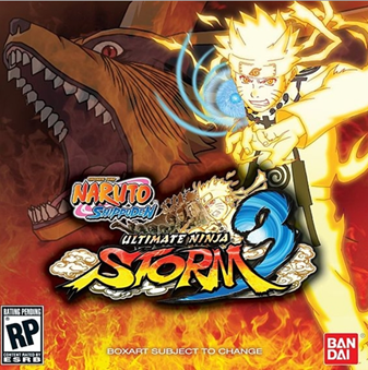 Naruto Shippuuden Ultimate Ninja Storm 3