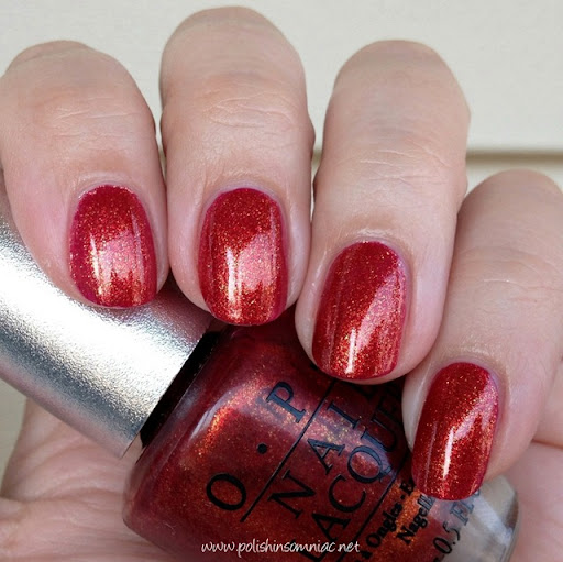 OPI DS Indulgence 2
