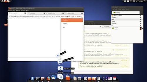 Cairo-Dock 3.0.2 su Ubuntu