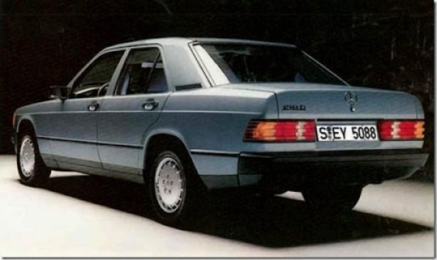 Mercedes Benz 190 VI
