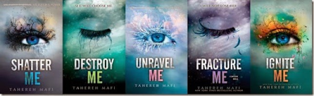 Shatter Me Series