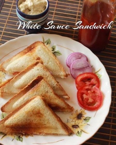 White Sauce Sandwich 2