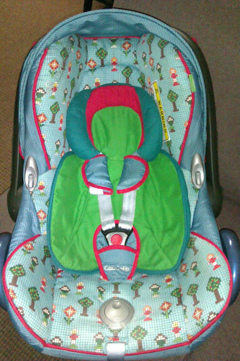 AINS Preloved Items Ains Preloved Maxi Cosi Cabriofix