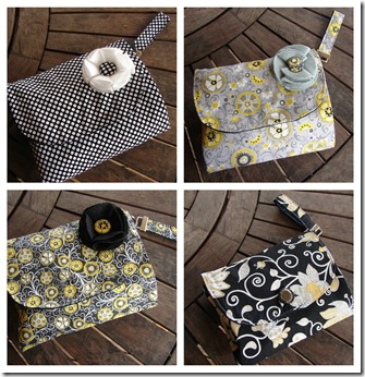 clutch wallets Collage