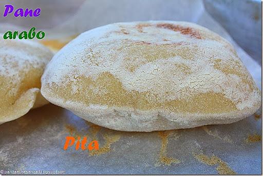 Panza  Presenza Il pane arabo  Pita