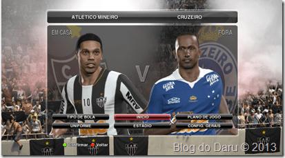 Atlético MG x Cruzeiro