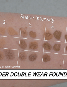 Estee lauder double wear foundation stay in place makeup review  amp also swatches of shades rh soundlysensiblebeautyspot
