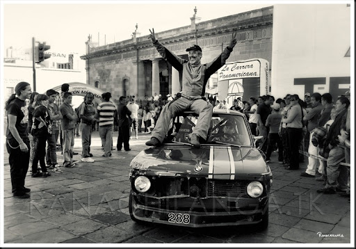 BMW 288 Zacatecas pana 2011