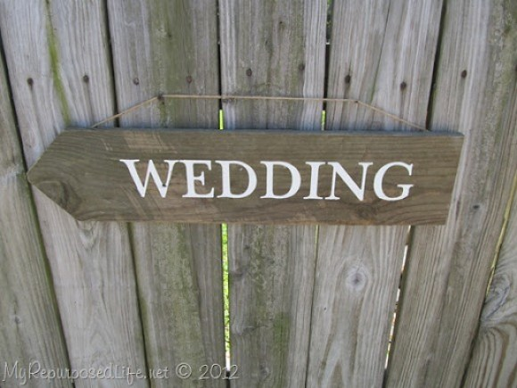 Rustic Wedding Sign (15)