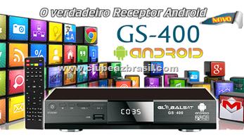 GLOBALSAT GS400 HD