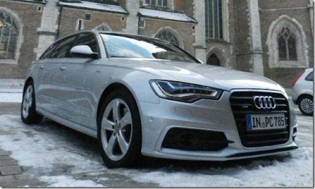 Audi A6 Avant Novidades Automotivas