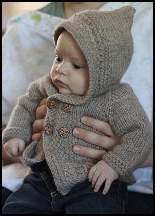woven basket - hood up