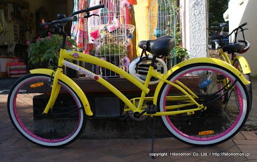 ポートダグラスのレンタルバイク