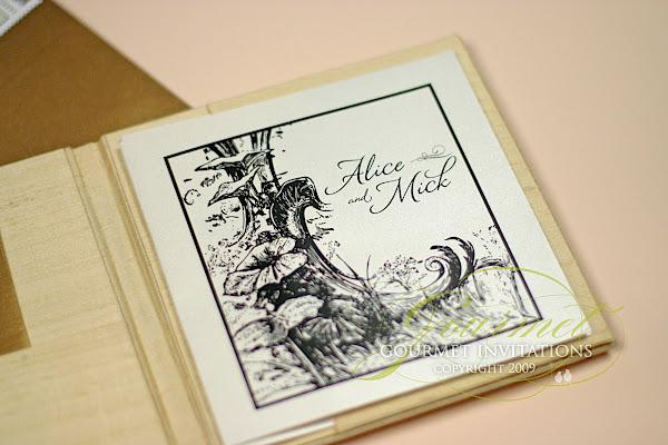 ... Alice In Wonderland Wedding Invitations, Story Book Wedding Invitations,  Fairy Tale Theme Wedding, ...