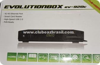 EVOLUTIONBOX – O EV-920C – V1.24P