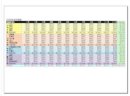 電腦學習園地: Excel 2010 第3節