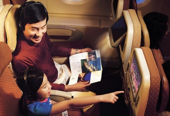 singapore airlines krisworld