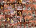 【濟公活佛】濟公師父小時候讀書的地方-赤城景區-濟公院~神明佛像木雕藝術@九龍佛具