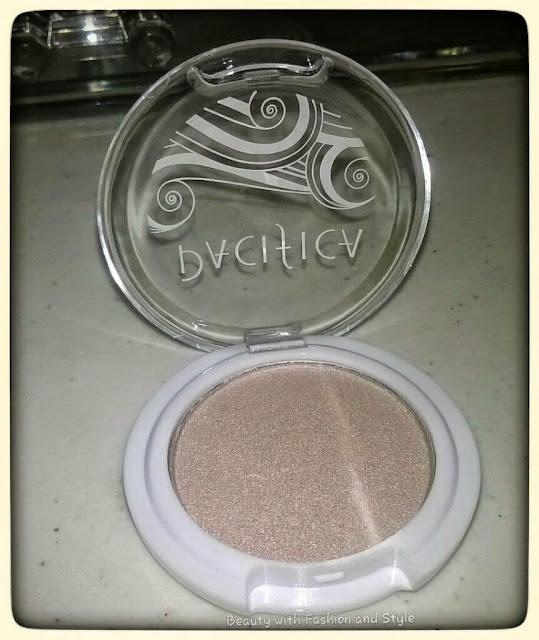 Pacifica Natural Mineral Coconut Eye Shadow Ethereal
