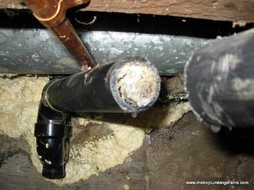 Gallery Kitchen Drain Clogged With Grease
