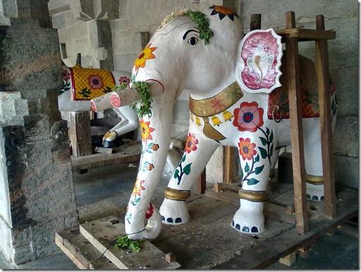 Vidya Sury Elephant