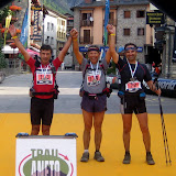 I Trail Vuelta al Aneto - Benasque (31-Julio-2010)