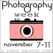 Photography Week Button, Pink 2
