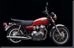 Honda cb750F-A