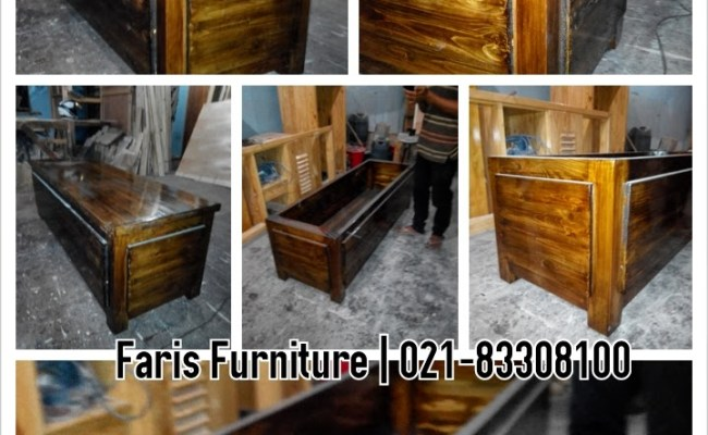 Living Room Faris Wooden Pinewood