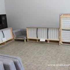 Karlstad Sofa Blekinge White Low Budget Set In Chennai Simple Is Pretty: Ikea Chaos