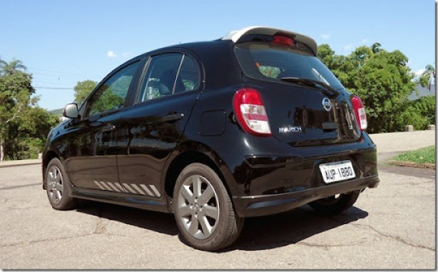 Nissan March SR  1.6 2013 (6)