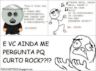 That's Rock \m/: Slipknot Vs. Funk