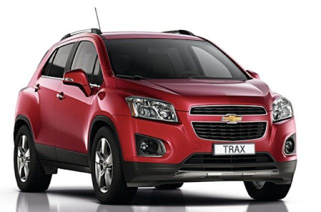 Chevrolet Trax brasil 2013 (1)