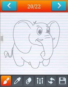 How To Draw Animal, Car, House screenshot 5