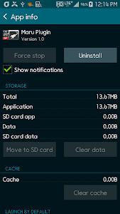 Maru Plug-in (armeabi) screenshot 1