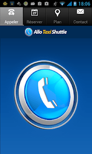 Allo Taxi Shuttle screenshot 1
