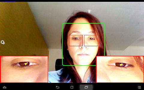 Eye Localization screenshot 0
